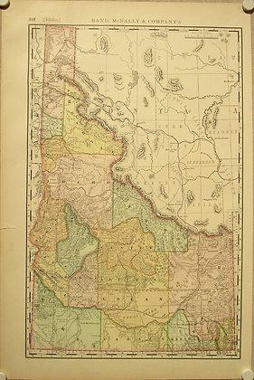 Idaho, c. 1890