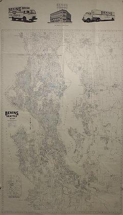 Seattle, 1953