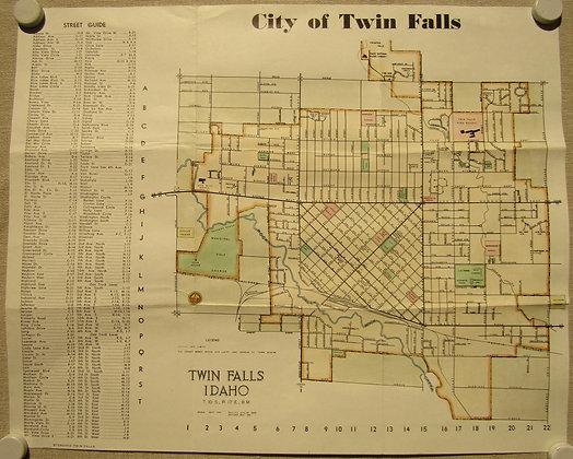 Twin Falls, 1955