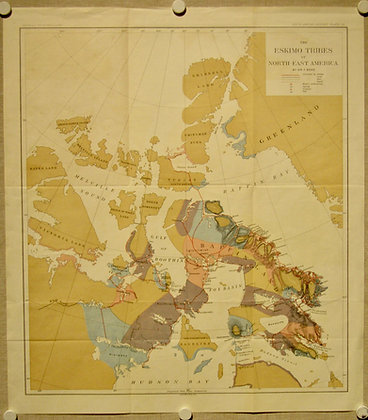Eskimo Tribes of North East America, 1884