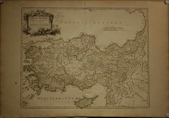 Asia Minor, 1756