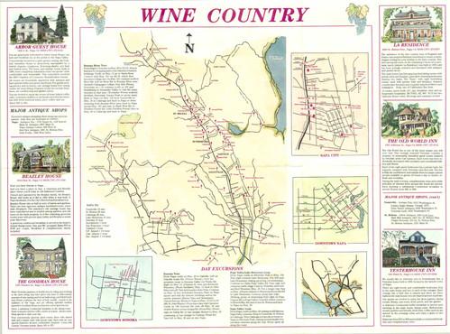 California Wine Country, 1976 on california theater map, california vineyards map, california brewery map, california ava map, california rice map, california california map, california religion map, california wealth map, california love map, lodi california map, anderson valley california map, 6 regions of california map, vintage california map, california wildlife map, california red map, california tax map, california drought satellite comparison, cute california map, california nautical map, santa rita hills california map,