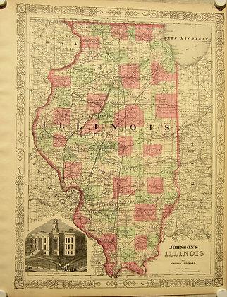 Illinois, 1864