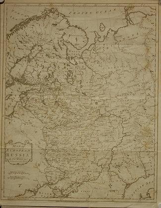 European Russia, 1784