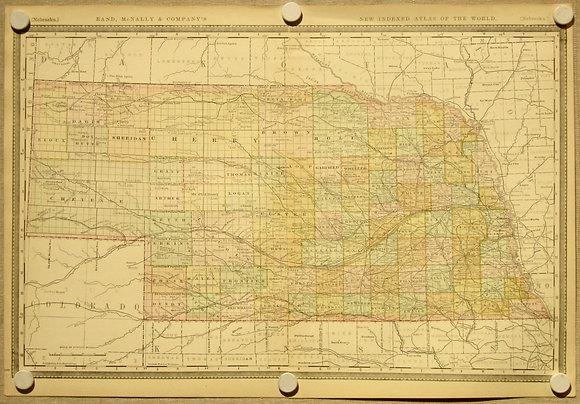 Nebraska, 1888