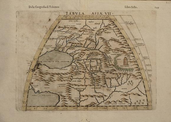 Tabula Asia VII Ill Sito Di Scythis