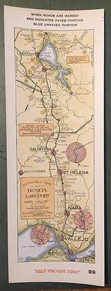Napa Valley, 1925