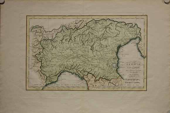 Northern Italy, 1803