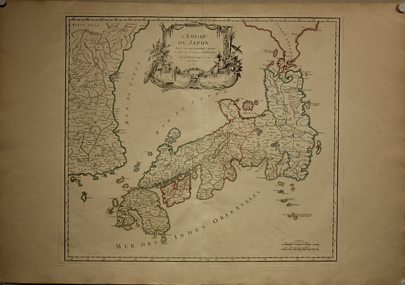 Japan, 1750