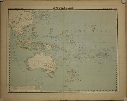 Australia, 1855