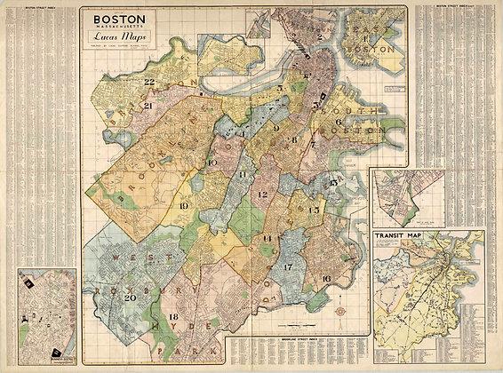 Boston, 1930