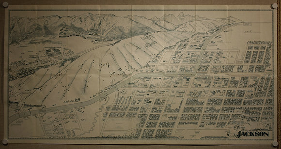 Jackson Hole, 1980