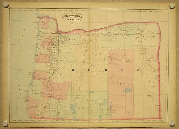 Oregon, 1872