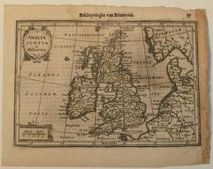 Anglia, Scotia, et Hibernia