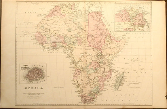 Africa, 1855