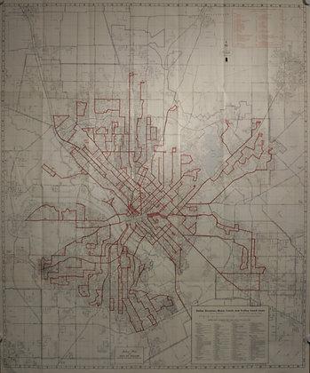 Dallas, 1955