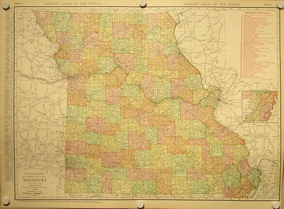 Missouri, 1912