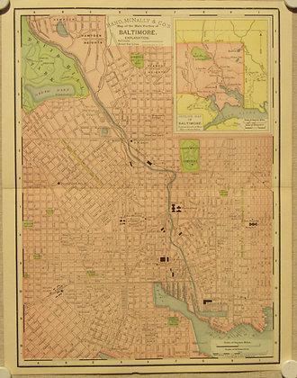 Baltimore, 1895