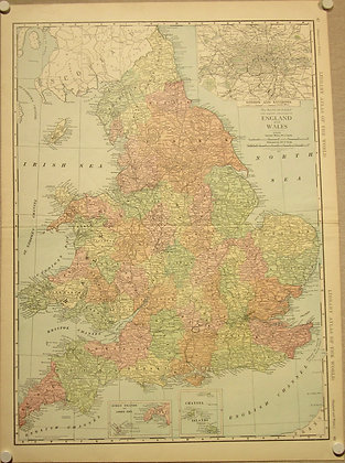 England and Wales, 1912