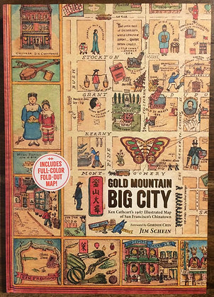 Gold Mountain Big City Book