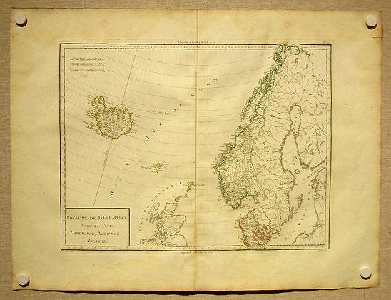 Iceland & Denmark, 1807