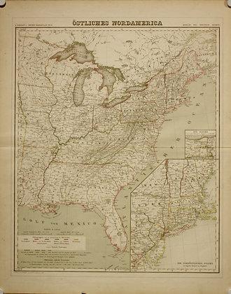 Western United States, 1856