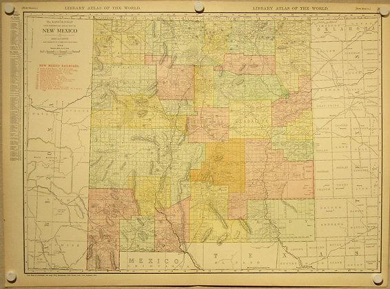 New Mexico, 1912