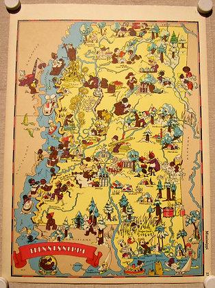 Mississippi, 1935