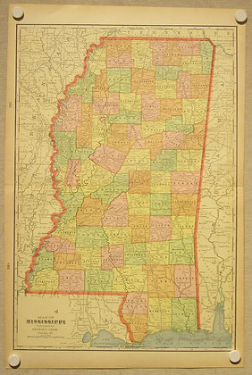 Mississippi, 1901