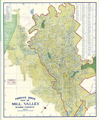 Mill Valley, 1948