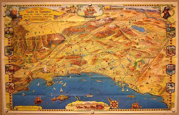 California (Southern), 1963
