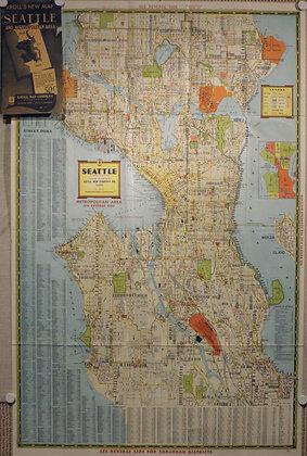 Seattle, 1940