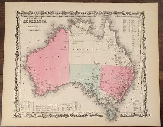 Johnson's Australia