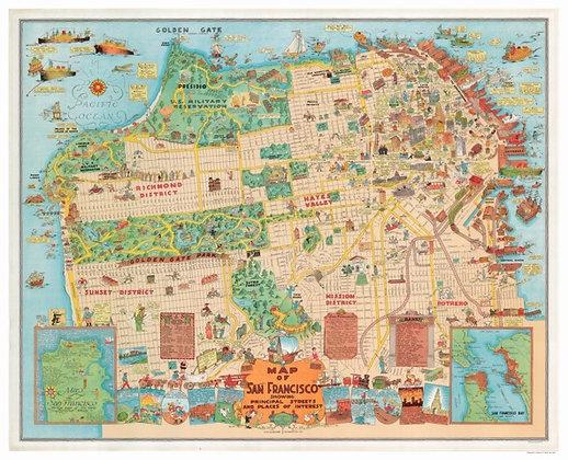 San Francisco Harrison Godwin (print-to-order)