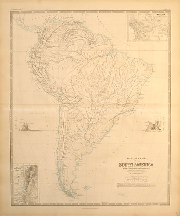 South America, 1848