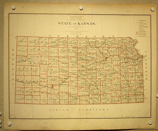Kansas, 1879