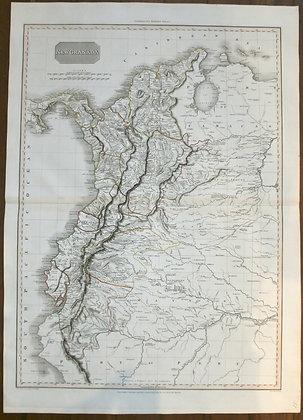 New Granada, 1811
