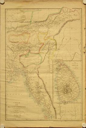 India (Eastern), 1853