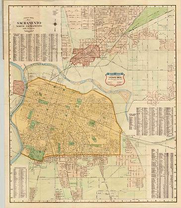 Sacramento, 1948