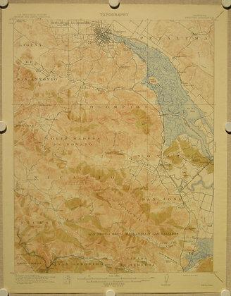Petaluma (CA), 1914