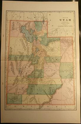 Utah, 1901