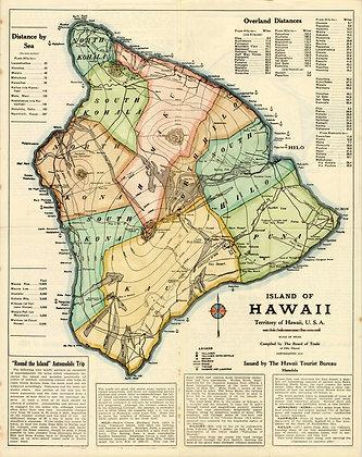 Hawaii, 1916