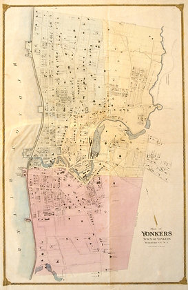 Plan of Yonkers
