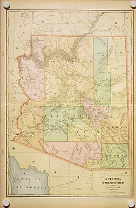 Arizona Territory, 1901