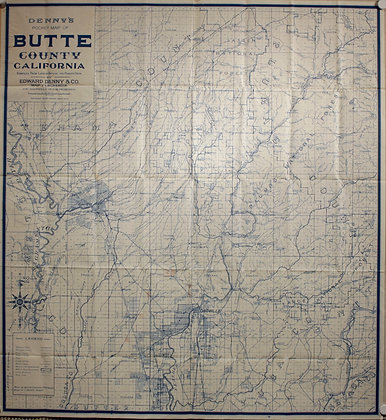Butte County CA, 1914