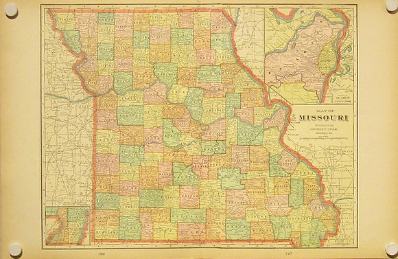Missouri, 1901
