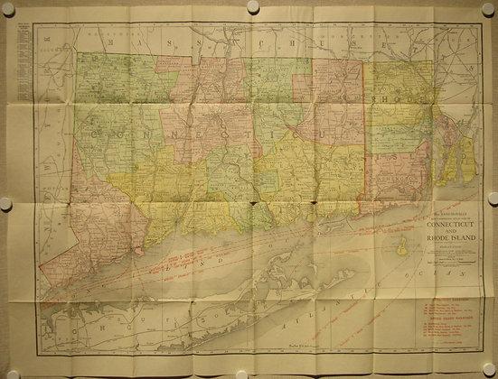 Rhode Island & Connecticut, 1915