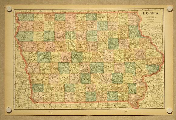Iowa, 1901