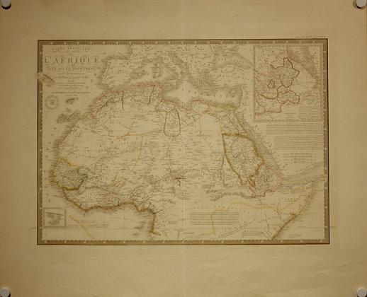 North Africa, 1834