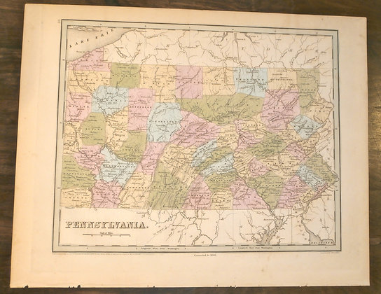 Pennsylvania, 1846